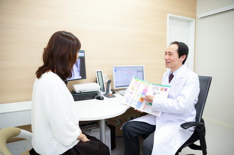 4. 専門医師による栄養相談