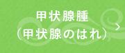 甲状腺腫(甲状腺のはれ)