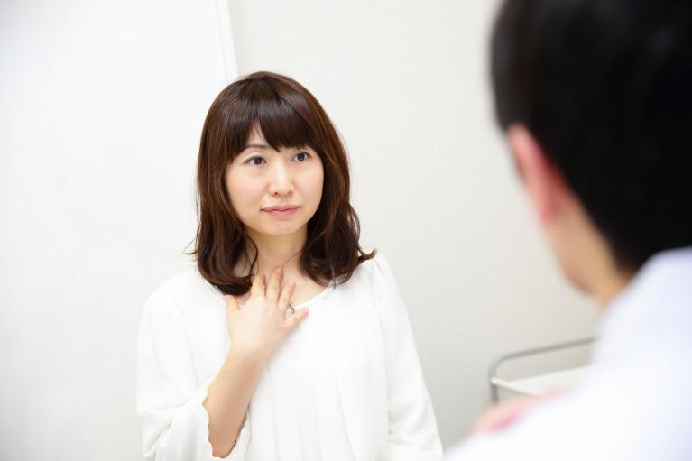 甲状腺腫瘤(甲状腺の腫れ)について